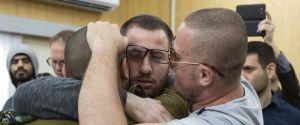 SOLDAT ISRAELIEN PRISON