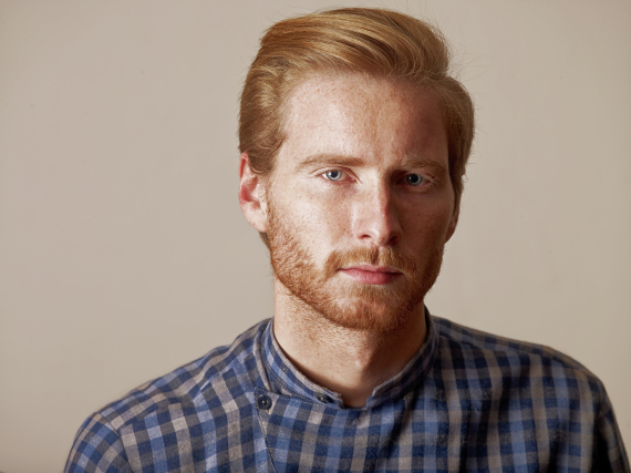 redhead man
