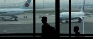 Air Travel Pearson