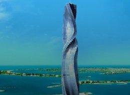 في دبي كل شيء ممكن.. قريباً أول برج متحرك بالعالم.. كم يبلغ سعر الشقة به؟