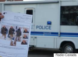 Le suspect de deux vols violents dans l'est de Montréal est arrêté