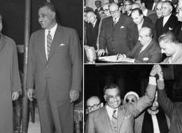 اتفاق أُلغي بعد 24 ساعة.. وآخر مستمر منذ 46 عاماً.. تعرَّف على محاولات الدول العربية للاتحاد