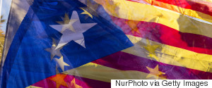 SPAIN CATALONIA FLAG