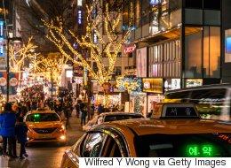 외국인이 타면 미터기를 켜지 않는 택시들