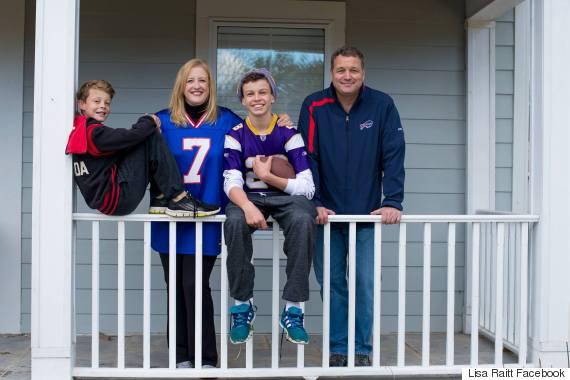 lisa raitt family