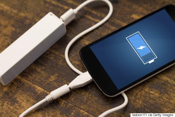 smart phone battery