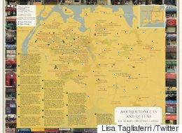 Η πρωτεύουσα της γλωσσικής πολυμορφίας: Σε αυτή την περιοχή μιλιούνται πάνω από 800 γλώσσες