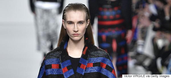 Teatum Jones Champions Diversity At London Fashion Week