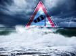 Orkan trifft uns mit voller Wucht: Am Donnerstag solltet ihr hier nicht aus dem Haus gehen - Video