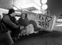 Gli uomini-carretto di Jakarta non sono più soli