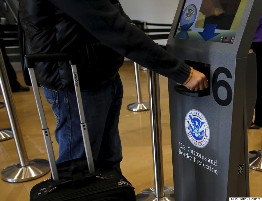 us border airport