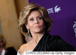 Jane Fonda est sublime sur ce tapis rouge