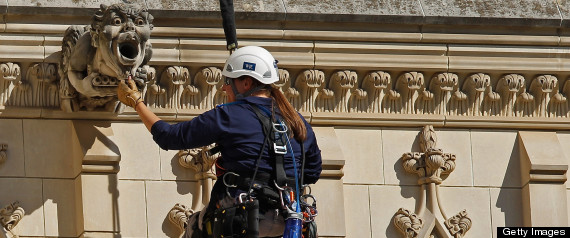 Washington National Cathedral Repairs