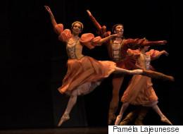 Découvrez les photos du ballet «Le Lac des cygnes»