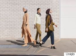Uniqlo's Latest Collection Is Perfect For The Muslim Fashionista