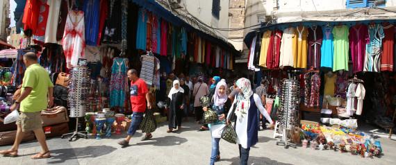 TUNISIA SHOPPING