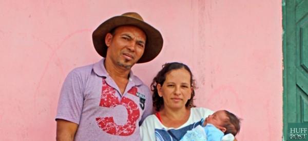 Dieses Paar hat bereits 13 Kinder - sie hören erst auf, wenn sie ein bestimmtes Ziel erreicht haben - Video