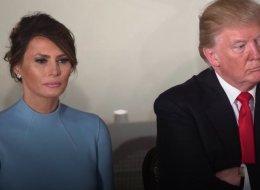 هل تتعرض ميلانيا لمعاملة سيئة من دونالد ترامب؟.. خبراء في لغة الجسد يثبتون ذلك