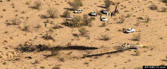 YUMA ARIZONA HELICOPTER CRASH