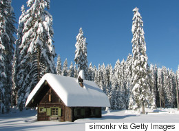 12 Canadian Lodges That Will Make You Wish Winter Lasted All Year Long