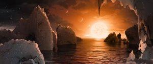 NASA TRAPPIST 1