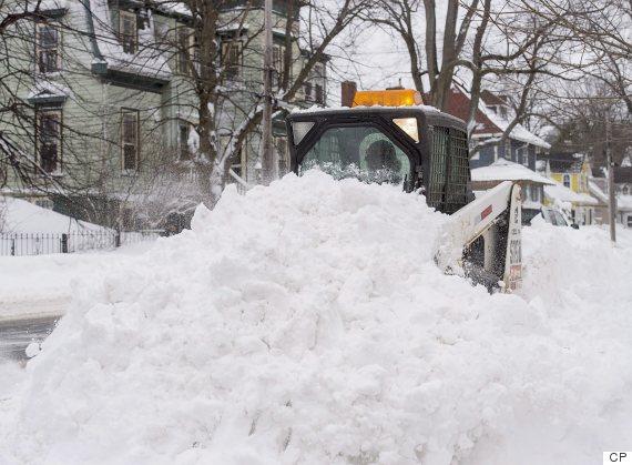 snowplow nova scotia