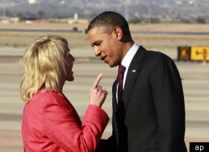 Arizona Gov. Jan Brewer to Skip White House Dinner. Why?