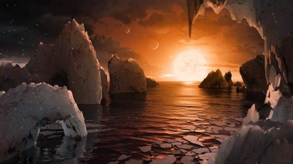 TRAPPIST-1 ei suoi sette esopianeti: una scoperta che ha catturato il mondo