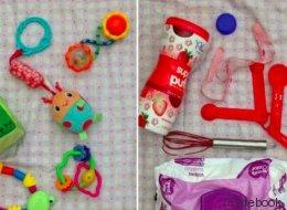 Dieses Bild fasst perfekt zusammen, was passiert, wenn Eltern ihren Kindern Spielsachen kaufen