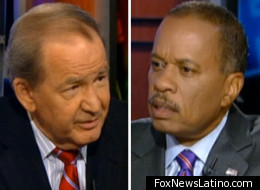 Pat Buchanan Juan Williams