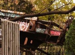 Un acte de vandalisme aurait causé un déraillement à Montréal en 2015