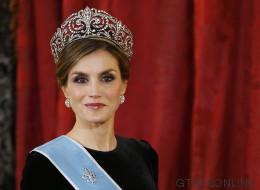 Lo que la corona de Letizia grita