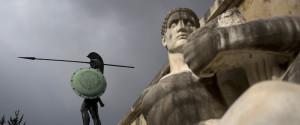 Greece Economy War