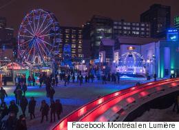 5 activités à faire pendant Montréal en Lumière