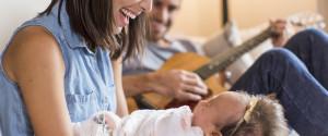 SINGING TO BABY