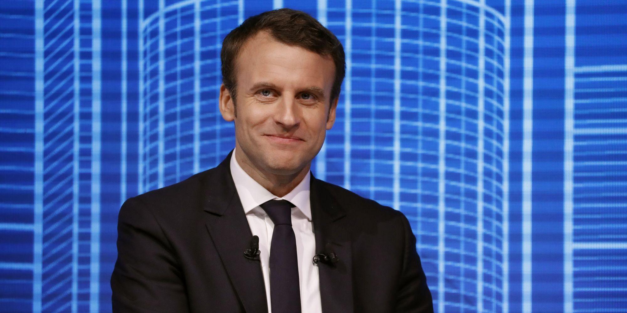 Europe's Man Of The Moment, Emmanuel Macron | HuffPost UK Emmanuel Macron