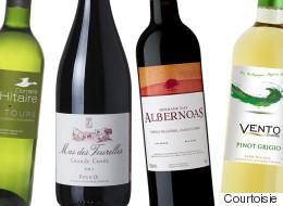 Chute de prix à la SAQ: 15 bons vins de moins de 10 $