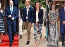 رغم حبهما المتبادل.. لماذا لا يمسك الأمير ويليام يد زوجته كيت أمام الناس؟!