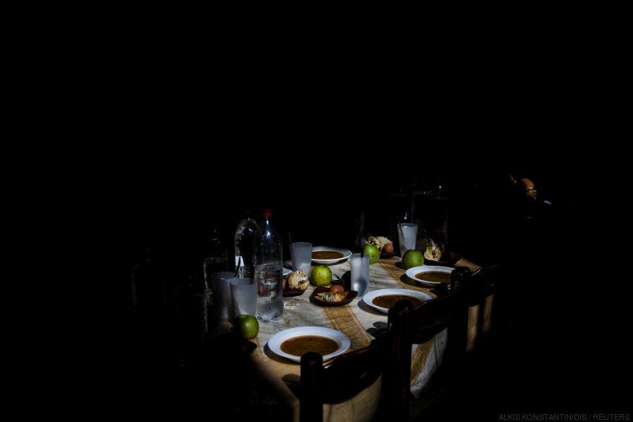 iglesia hambre
