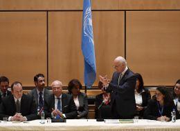 وجهاً لوجه.. انطلاق جولة جديدة من المفاوضات بين المعارضة السورية والنظام في جنيف.. ودي ميستورا: لديكم فرصة تاريخية