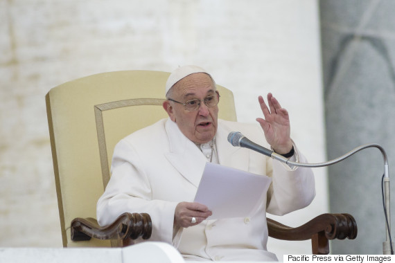 Pope Francis: Greedy Christians Lead Double Life, Better to Be Atheist