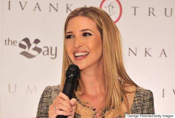 ivanka trump the bay