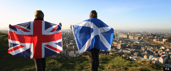 Refendum Date Scottish Independence