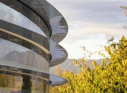 Apple emménagera dans un bureau aux allures de vaisseau spatial