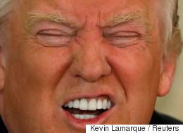 도널드 트럼프는 북한에 매우 화가 났다