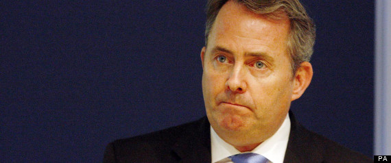 Liam Fox Interview Sack Staff