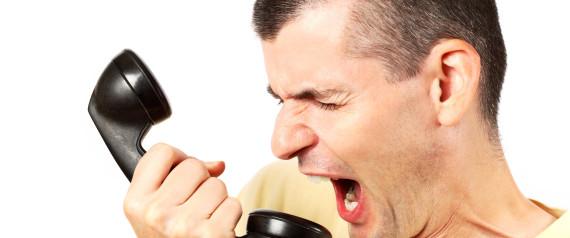 telephone complaint