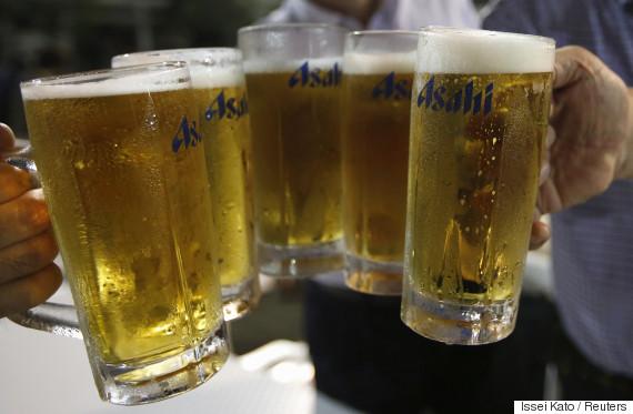 beer japan