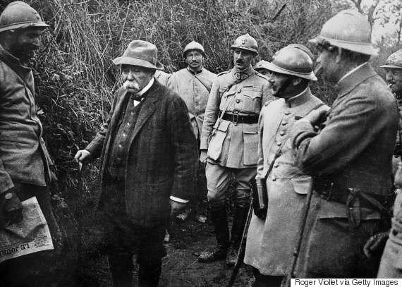 clemenceau world war