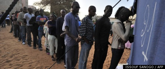 Senegal Election Presidentielle